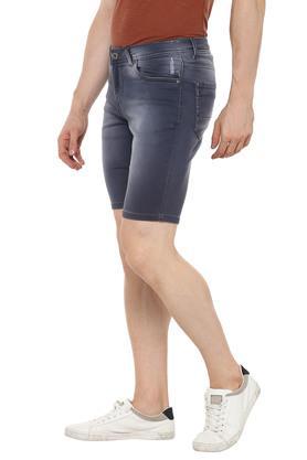 LIFE - GreyMen and Women Shorts - 2