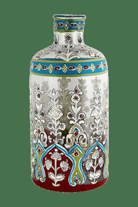 Indi Glass Painted Vase