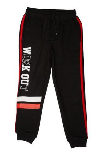 STOP -  BlackTrack Pants - Main