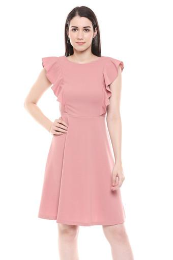 MADAME -  Dusty Pink Dresses - Main