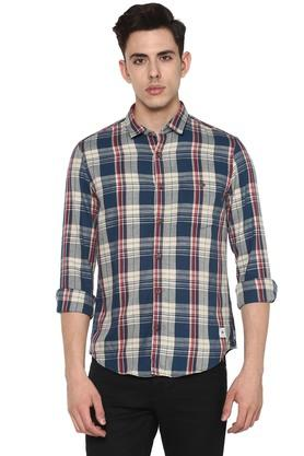 6e3d5a67 Shirts for Men - Avail Upto 40% Discount on Casual & Formal Shirts ...