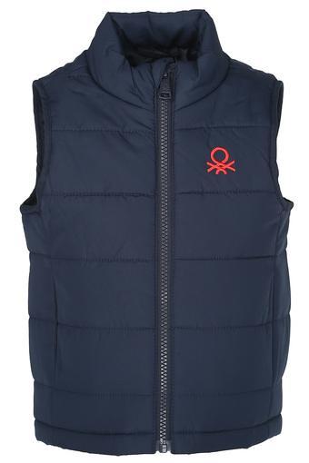 UNITED COLORS OF BENETTON -  NavyWinterwear - Main