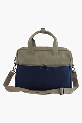 MOHAWKUnisex Zipper Closure Office Sling Bag