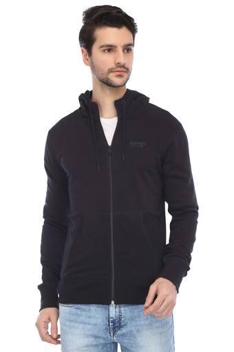 SUPERDRY -  BlackSweatshirts - Main