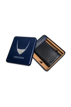 HIDESIGN - Black Wallets & Card Holders - 3