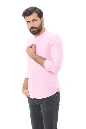 LIFE - PinkCasual Shirts - 2