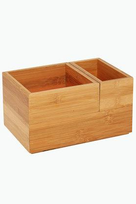 BACK TO EARTH Stackable Boxes - Set Of 3