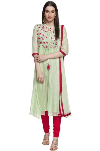 IMARA -  MintSalwar & Churidar Suits - Main