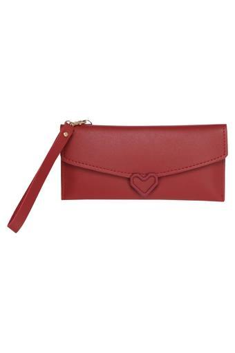 HAUTE CURRY -  RedWallets & Clutches - Main