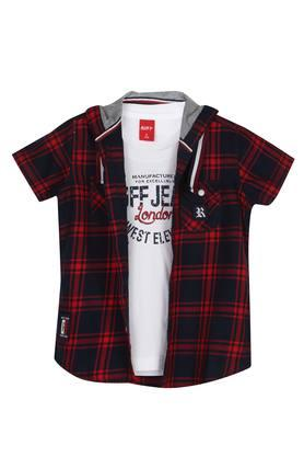 RUFF - Red Co-ordinates - Main