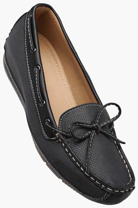 LEMON & PEPPERWomens Casual Slipon Ballerina Shoe