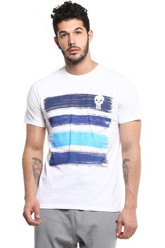 FREE AUTHORITY -  WhiteT-Shirts & Polos - Main