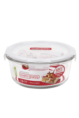 LOCK & LOCK Euro Round Bake And Store Container - 950ml