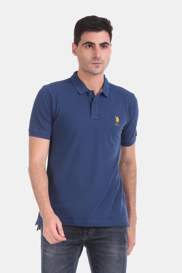 U.S. POLO ASSN. - BlueT-Shirts & Polos - Main