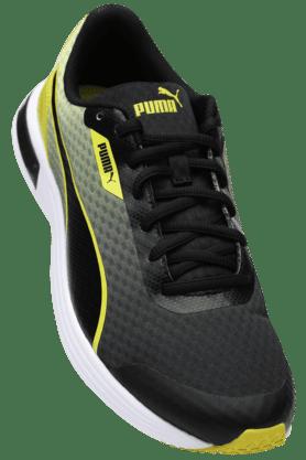 PUMAUnisex Lace Up Running Sports Shoe