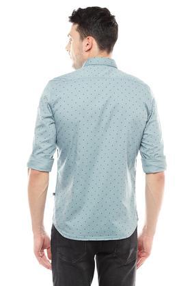 PARX - BlueCasual Shirts - 1