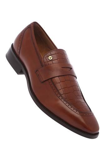 BLACKBERRYS -  TanFormal Shoes - Main