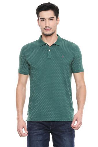 LOUIS PHILIPPE SPORTS -  GreenT-shirts - Main