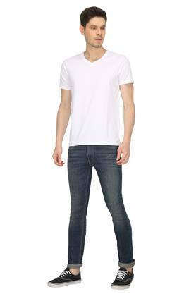 STOP - WhiteT-Shirts & Polos - 3
