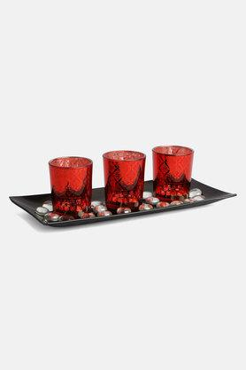 IVY - RedCandle Holders - 2