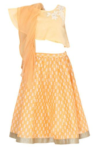 STOP -  Orange Indianwear - Main