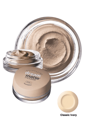 MAYBELLINE Dream Matt Mousse Foun