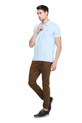 ALLEN SOLLY - BlueT-Shirts & Polos - 2