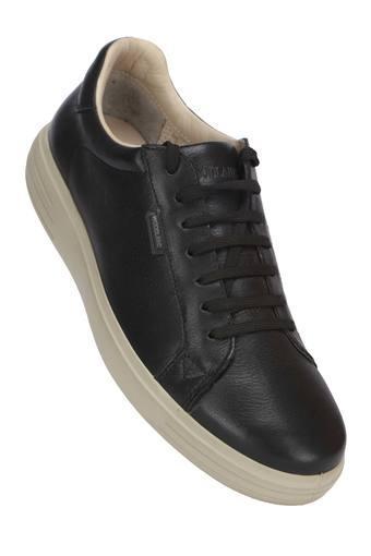 WOODLAND -  BlackCasuals Shoes - Main