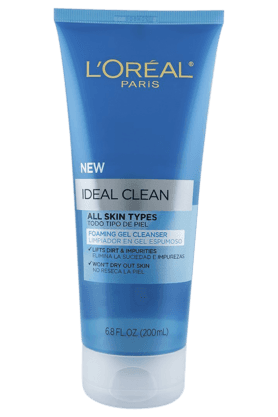 LOREAL Ideal Skin Gel Cleanser