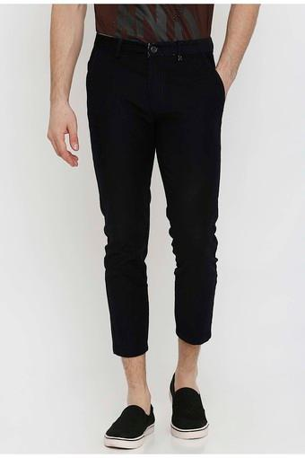 REX STRAUT JEANS -  Midnight Slub Cargos & Trousers - Main