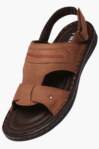 mens casual velcro closure sandal sandals floaters