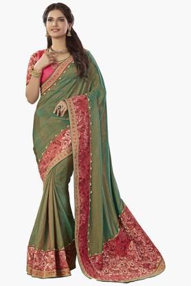 MAHOTSAV Womens Designer Party Wear Saree  ... - 202338324