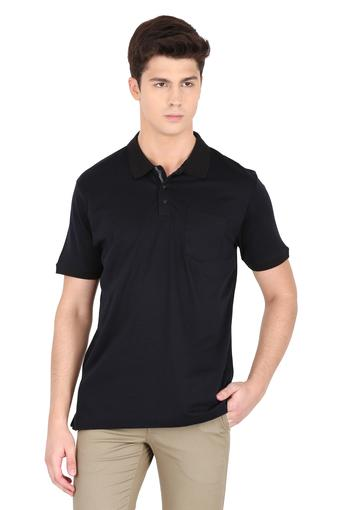 STOP -  BlackT-shirts - Main