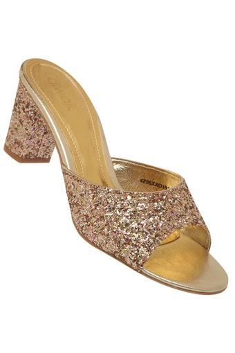 CATWALK -  Gold Heels - Main