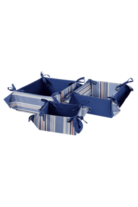 MASPARSailor Stripe Multi Purpose Tray (Set Of 3)