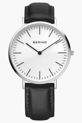 BERINGUnisex Classic White Round Analogue Watch 13738-404