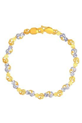 MALABAR GOLD AND DIAMONDS Womens Gold Bracelet SKYBR021