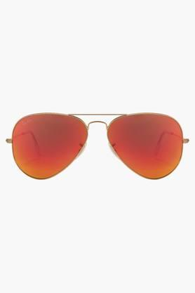 RAY BAN Unisex UV Protected Sunglasses - 7948433