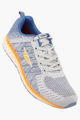 ATHLEISURE Mens Mesh Laceup Sports Shoes - 202699275
