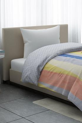 Stripe Single Comforter