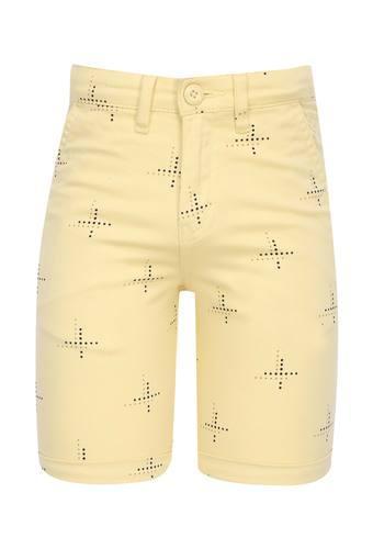 ALLEN SOLLY -  YellowBottomwear - Main