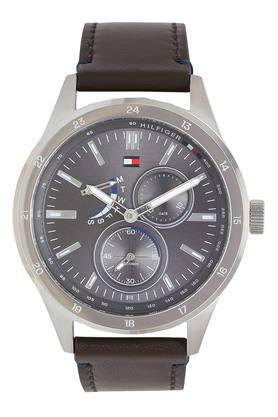 Mens Grey Dial Multi-Function Watch - TH1791637