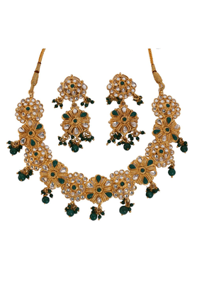 TOUCHSTONE Necklace Set - 8616519