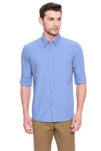 GAS -  BlueCasual Shirts - Main