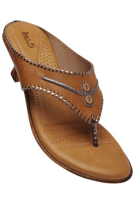 Womens Dailywear Slipon Heel Sandal