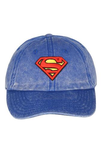 Mens Superman Cap