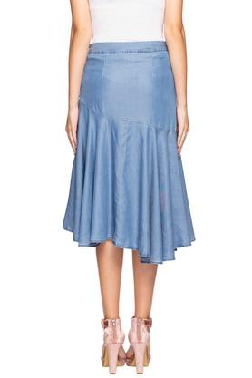 8968cc34df Skirts for Women - Buy Fabulous Long Skirts Online | Shoppers Stop