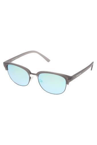 Mens Club Master Polycarbonate Sunglasses - NBC088BU5