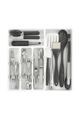 Expandable Cutlery Holder