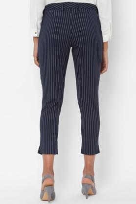 ALLEN SOLLY - NavyTrousers & Pants - 1